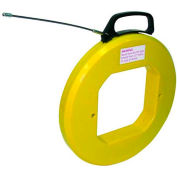 Eclipse Tools 902-197 Fiberglass Fish Tape, 150', Fiberglass