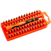 Eclipse 902-219 - 58 Pc Precision Electronic Screwdriver Bit Set