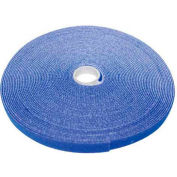 "Eclipse Tools 902-387 Hook & Loop Tape, 3/4""W, Blue, 50 Ft/Roll"