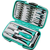 Eclipse PD-395A - 30 Pc Deluxe Hobby Knife Set