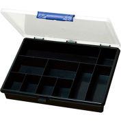 "Eclipse SB-2419 - 10 Fixed Compartment Storage Box 9-13/32""L x 7-9/32""W x 1-3/4""H"