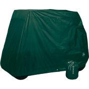 Eevelle 2 Passenger Universal Golf Cart Storage Cover, Green - GLCG02