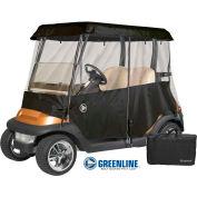 Eevelle 2 Passenger Drivable Golf Cart Enclosure, Stone White - GLEW02