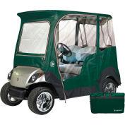 Eevelle 2 Passenger Yamaha Drivable Golf Cart Enclosure, Torrey Green - GLEYDG02