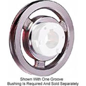 Browning Cast Iron, 4 Groove, B5V Sheave, 4B5V250