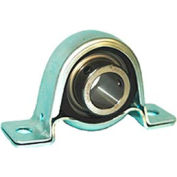 """Mounted Ball Bearing, Pillow Block, Stamped, 1-1/4"""" Bore Browning SSPS-120S"""