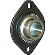 """Mounted Ball Bearing, Flange, 2 Bolt, Stamped, 1"""" Bore Browning SSF2S-116"""