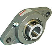 """Mounted Ball Bearing, Flange, 2 Bolt, 1-1/4"""" Bore Browning VF2S-120S"""