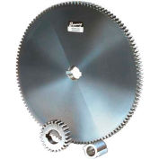 14-1/2 Pressure Angle, 10 Diametral Pitch, 55 Tooth Bushed Spur Gear