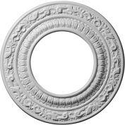 "Ekena Andrea Ceiling Medallion CM08AD, 8-1/8""OD x 4-1/8""ID x 1/2""D"
