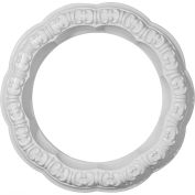 "Ekena Swindon Ceiling Ring CR09SW, 10""OD x 6-5/8""ID x 1-5/8""W x 1-1/4""D"