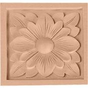 "Ekena Large Dogwood Flower Rosette ROS05X05DGCH, 5-1/8""W x 5-1/8""H x 1""D"