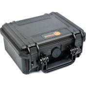 "Elephant® Elite Watertight Case With Pre-Cubed Foam EL0904 - 10-3/16""x9-9/16""x4-5/8"""