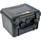 "Elephant® Elite Watertight Case With Pre-Cubed Foam EL0906 - 10-3/16""x9-9/16""x6-5/8"""