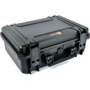 "Elephant® Elite Watertight Case With Pre-Cubed Foam EL1606 - 18-1/4""x14-7/16""x6-15/16"""