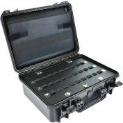 "Elephant® Elite Watertight Case With Tools Organizer EL1606T - 18-1/4""x14-7/16""x6-15/16"""
