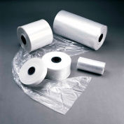 "Class 100 Clean Room Tubing 10"" x 500' 6 Mil Clear Roll"