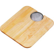 "Elkay, CBS1316, Cutting Board, Solid Maple Hardwood, 11-1/4""Lx14-1/2""W"