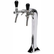 Elkay DSC2K Column Tap Water Dispenser in Stainless Steel