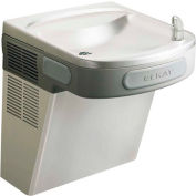 Elkay ADA Barrier Free Water Cooler, Stainless Steel, VR Bubbler, Wall Hung, EZSVR8S
