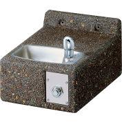 Elkay Stone Outdoor Drinking Fountain, Lk4593fr