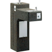 Elkay Stone Outdoor Drinking Fountain, LK4595
