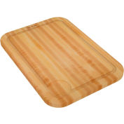 "Elkay, LKCB1216HW, Cutting Board, Solid Maple Hardwood, 17-3/8""Lx14-1/2""W"