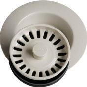 Elkay LKD35BQ, Bisque Disposal Flange w/Removable Basket Strainer For Kitchen Sink Disposer
