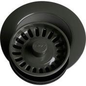Elkay LKD35MC, Mocha Disposal Flange w/Removable Basket Strainer For Kitchen Sink Disposer