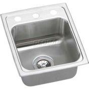 Elkay Gourmet Lustertone Sink, LR15172