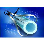 "CFX8-10Y, Compression Flexelene Tubing, 1/2"" ID x 5/8"" OD, 100' Length, Yellow"
