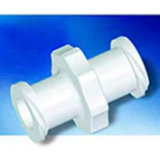 Luer Ag Female Coupler, Polypropylene Antimicrobial