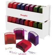 Ecr4kids® 8 Pc. Teacher Stamps #1, Priced Ea, Sold 12/PK - Pkg Qty 12