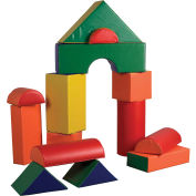 ECR4Kids® SoftZone™ 14 Pc. Jumbo Soft Blocks