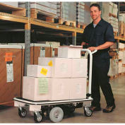 "Electro Kinetic Technologies Motorized Platform Truck MPC-1772-266115 1500 Lb. Cap 61"" x 25-1/2"""
