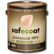 AFM Safecoat New Wallboard HPV Flat Finish Primer, White Gallon Can 1/Case - 10118