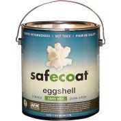 AFM Safecoat Eggshell Enamel Accent Base 0 VOC, White 32 Oz. Can 1/Case - 14296