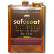 AFM Safecoat Naturals Diluent Reducer, Clear Gallon Can 1/Case - 40199