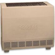 Empire Closed Front Room Heater W/Blower RH50CBLP Liquid Propane 50000 BTU