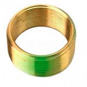 "Watco 38108 Brass Adapter Bushing, Converts 1-5/8"" - 16 Thread to 1-7/8"" - 16 Thread, Light Green"