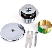 "Watco 38190-PB Push Pull® Trim Kit ,1-5/8"" - 16 Thread Bushing, Polished Brass"