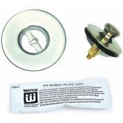 Watco 48300-Cp Nufit Lift & Turn Tub Closure, Chrome Plated