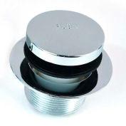 "Watco 68301-BN Foot Actuated 1-5/8"" - 16 Thread Tub Closure, Brushed Nickel"