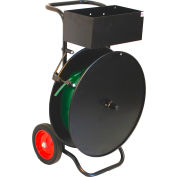 "Strapping Cart For 8"" and 16"" ID Core Strap"