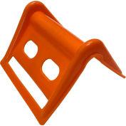 """Encore Plastic Edge Protector EP-5670 - 4""""L x 5""""W x 4""""H - Orange"""