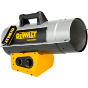 DeWALT® Portable Forced Air Propane Heater DXH170FAVT 125K to 170K BTU