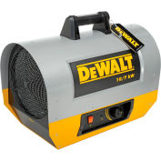 DeWALT® Portable Forced Air Electric Heater DXH1000TS 10,000 Watt, 240V