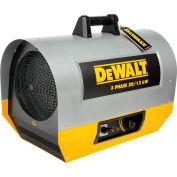 DeWALT® Portable Forced Air Electric Heater DXH2003TS, 20,000 Watt, 240V, 3-Phase