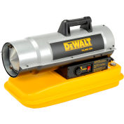 DeWALT® Portable Forced Air Kerosene Heater DXH75KT 75,000 BTU