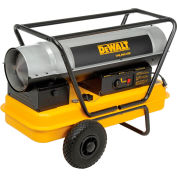 DeWALT® Heavy Duty Forced Air Kerosene Heater DXH190HD 190,000 BTU